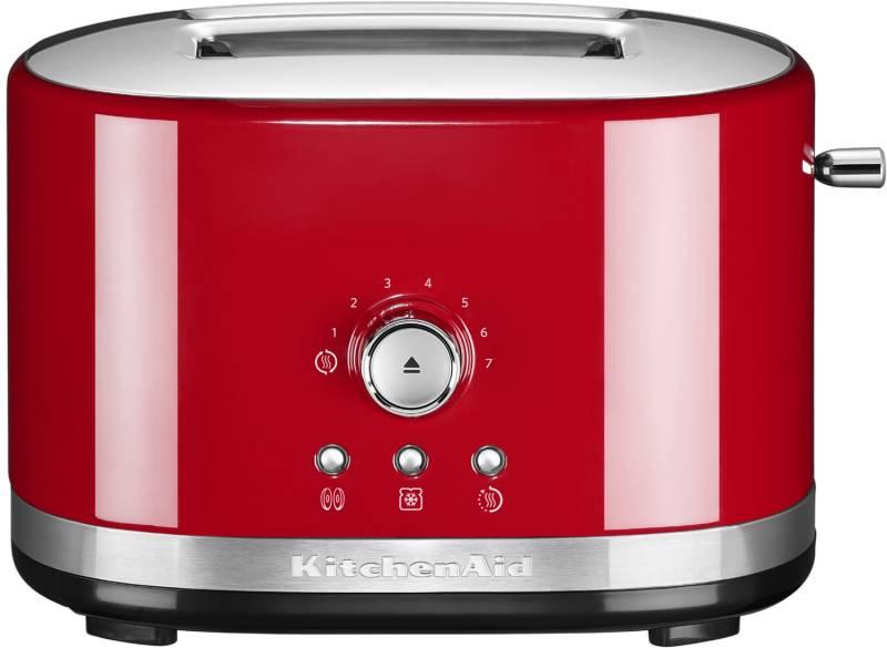 kitchenaid 5 kmt 2116 eer toaster empire rot elektrokleinger te toaster. Black Bedroom Furniture Sets. Home Design Ideas