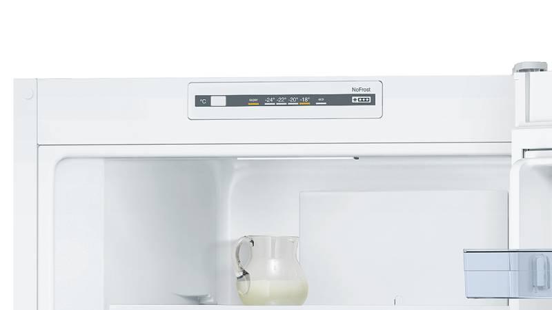 Bosch Kühlschrank Kgn 56 Xi 40 : Bosch kgn nw a nofrost weiß kühl gefrierkombinationen