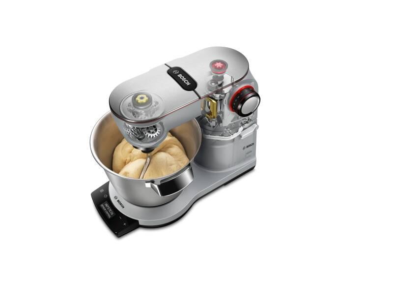 Bosch Mum 9 Dt 5 S 41 Optimum Platinum Silver Elektrokleingerate