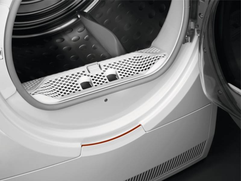 Aeg lavatherm t8de86688 a 8 kg inverter motor waschen & trocknen
