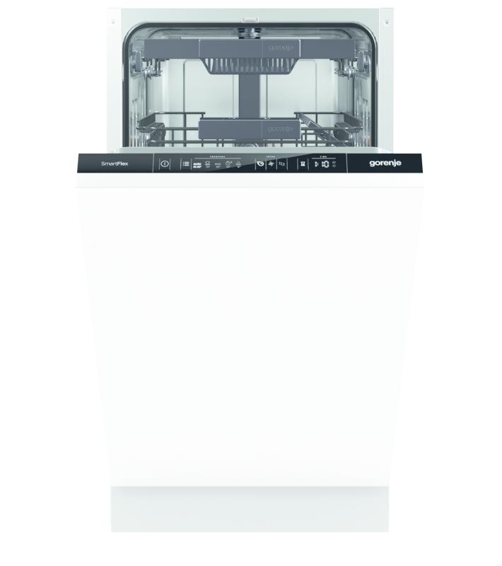 Gorenje Gv 55110 A 45 Cm Vollintegrierbar Besteckschublade Einbau