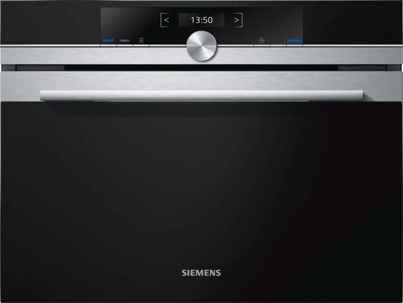 Siemens CF 634 AGS 1 Display Einbau-Mikrowellengerät 45 cm hoch ...   {Einbaumikrowellen 43}