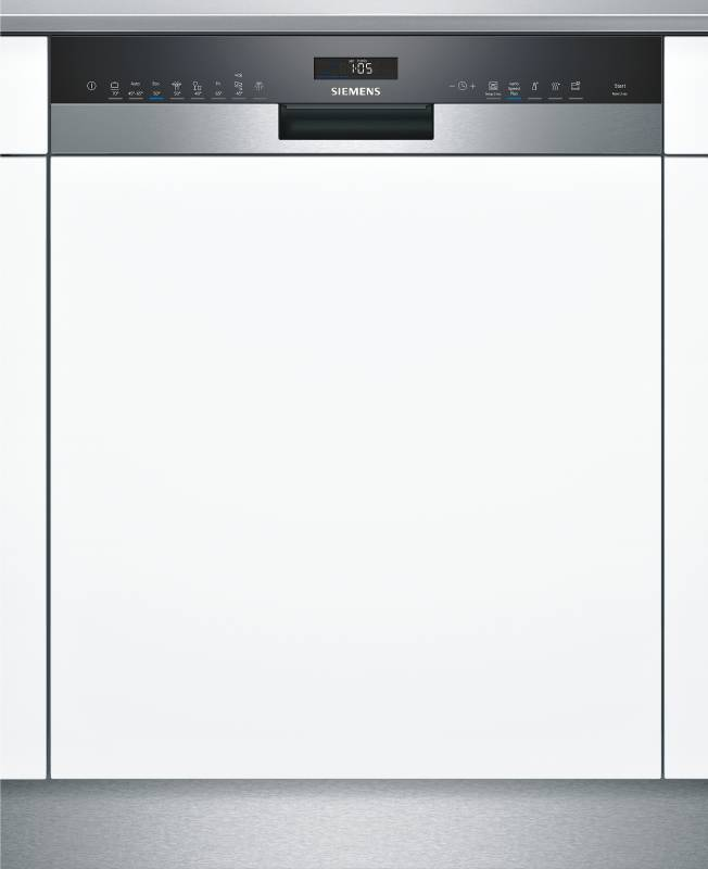 siemens sn 558 s 02 me a 60 cm touch bedienung integrierbar besteckschublade edelstahl einbau. Black Bedroom Furniture Sets. Home Design Ideas