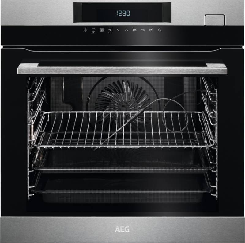 aeg bsk 787i set steamboost a backofen induktionskochfeld 80 cm edelstahl autark einbauherd. Black Bedroom Furniture Sets. Home Design Ideas