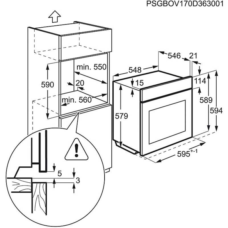 aeg bpk 746 backofen set autark eek a pyrolyse 80 cm bridge funktion induktionskochfeld. Black Bedroom Furniture Sets. Home Design Ideas