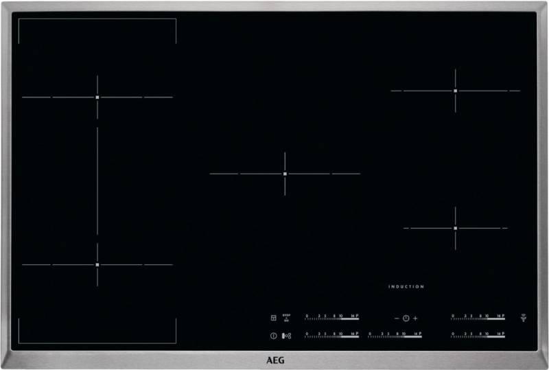 aeg bpb 357 backofen set autark eek a pyrolyse 80 cm. Black Bedroom Furniture Sets. Home Design Ideas
