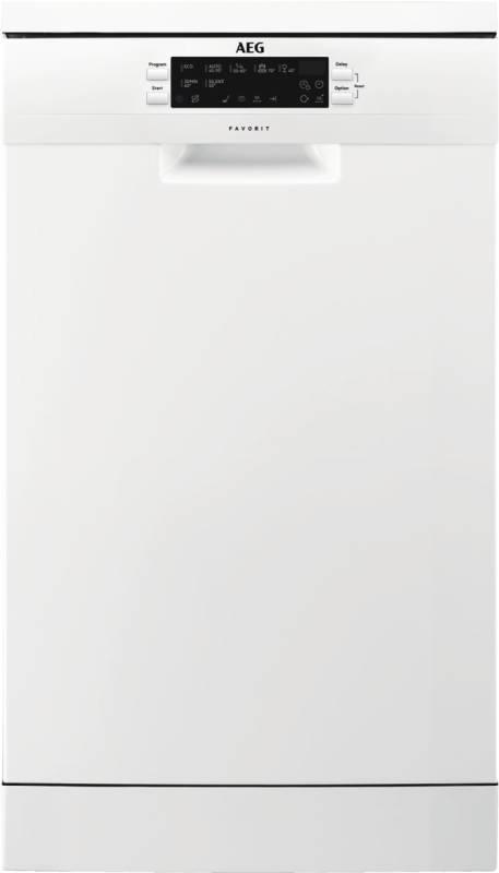 aeg favorit ffe 63400 pw a 45 cm wei ebay. Black Bedroom Furniture Sets. Home Design Ideas