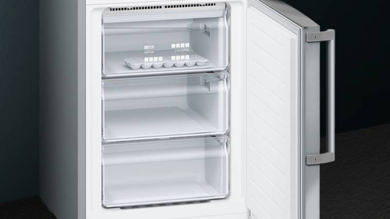 Bosch Kühlschrank Kgn 56 Xi 40 : Siemens kg nxi b a nofrost türen edelstahl kühl