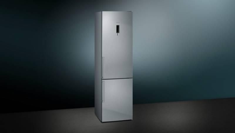 Siemens Kühlschrank Edelstahl : Siemens kg 49 nxi 40 a nofrost türen edelstahl kühl