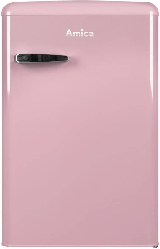 Amica Kühlschrank Pink : Amica ks 15616 p a pink kühlschränke kühlschränke bis 85cm
