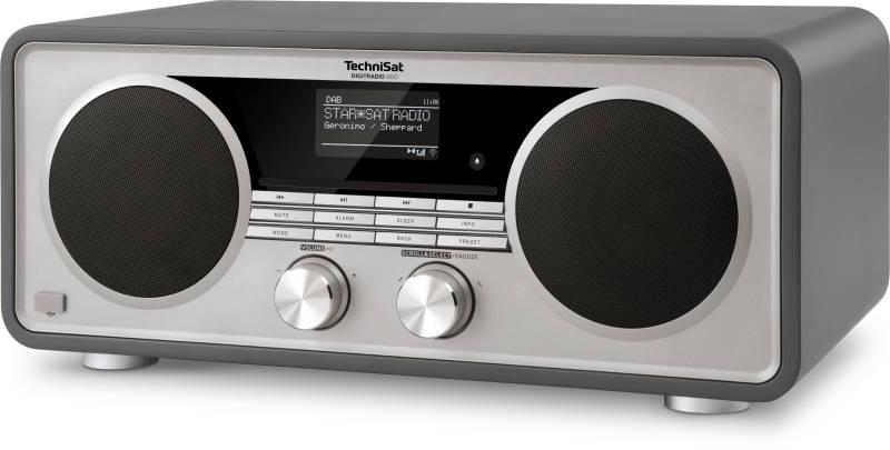 Technisat digitradio anthrazit audio portable audio