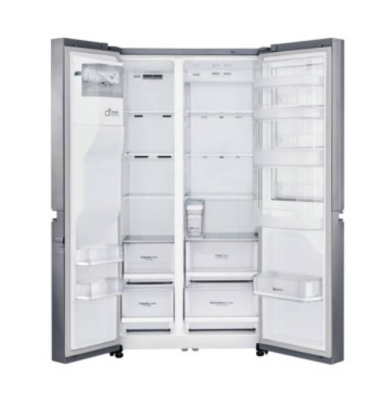 LG GSJ 461 DIDV A+ Total NoFrost Eis-und Wasserspender Wassertank ...