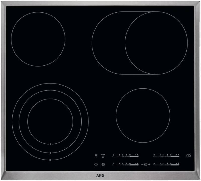 aeg aeg 130 pbs backofen set a teleskopauszug pyrolyse steambake funktion glaskeramikfeld. Black Bedroom Furniture Sets. Home Design Ideas