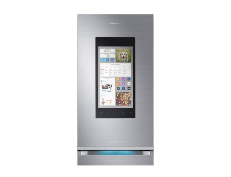 Bosch Kühlschrank Mit Glasfront : Samsung rb 38 m 7998 s 4 a family hub touchscreen wlan kühl