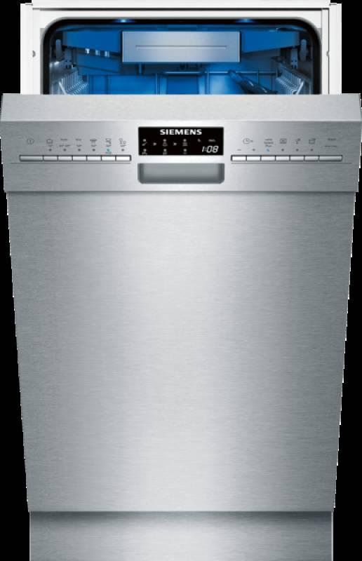 Siemens SR 456 S 01 TE A+++ 45 Cm Unterbaugerät   Edelstahl EmotionLight  Besteckschublade Zeolith