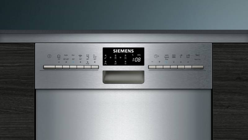 Siemens Sr 456 S 01 Te A 45 Cm Unterbaugerat Edelstahl