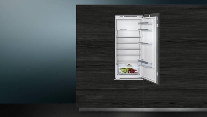 Siemens Kühlschrank Vollintegrierbar : Siemens ki lvf a cm nische einbau kühlautomat
