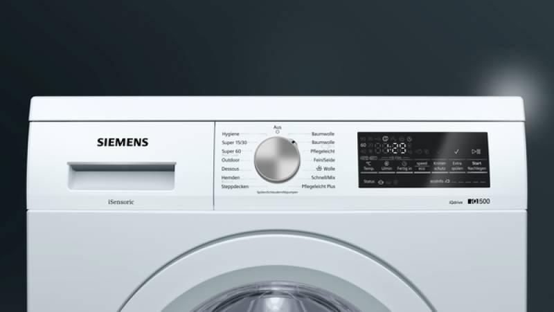 Siemens wu q a kg touren unterbaufähig isensoric