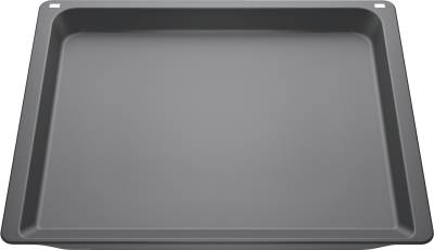 Siemens Backblech antihaft HZ331011 schwarz