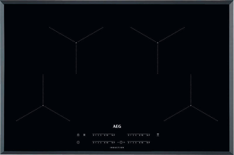 Aeg Ikb 84431 Fb Induktion Autark 80 Cm Maxisense Plus Facetten