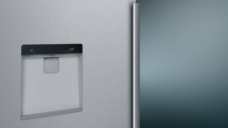Siemens Kühlschrank Hyperfresh : Siemens ks wbi p a hyperfresh wasserspender mit