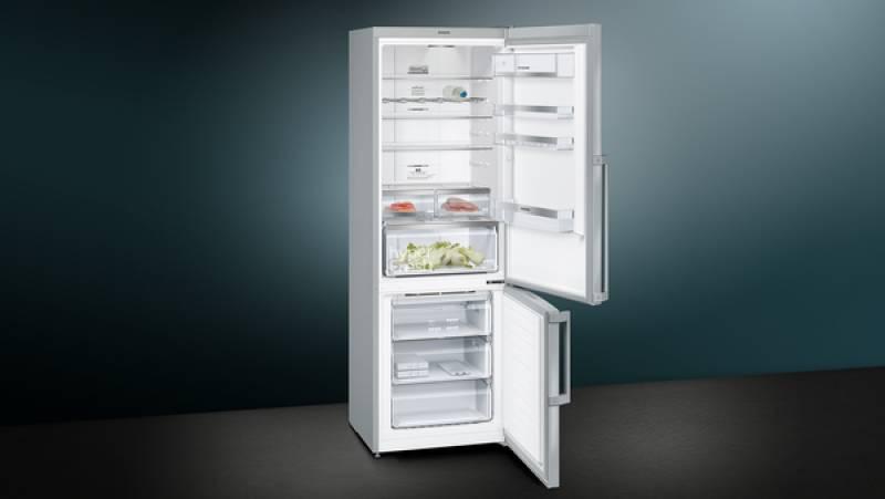 Siemens Kühlschrank No Frost : Siemens kg 49 nei 4 p extraklasse a nofrost türen edelstahl