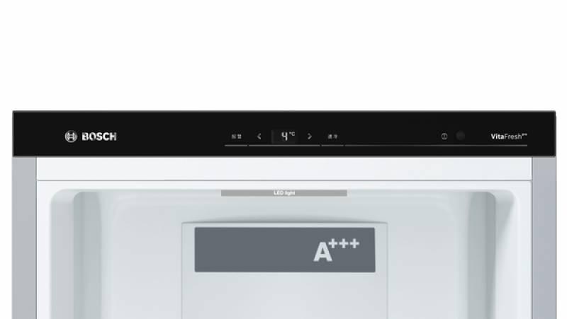 Bosch Kühlschrank Tür Wechseln : Bosch ksf 36 pi 4 p a vitafresh edelstahl mit anti fingerprint