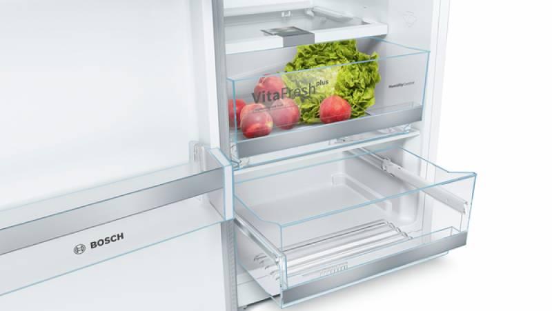 Bosch Kühlschrank Biofresh : Bosch ksw bi p a vitafresh integrierter wasserspender