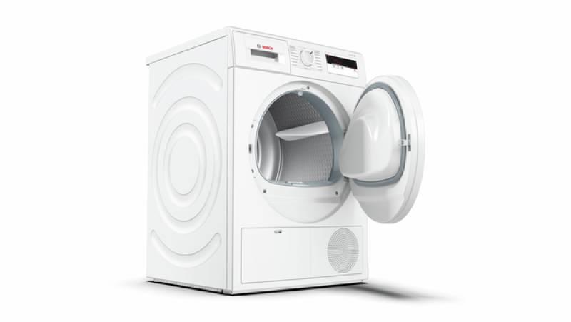 Bosch wth 83001 a 7 kg wärmepumpentrockner waschen & trocknen