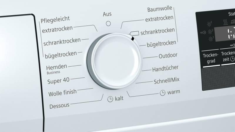 Siemens wt n eek b kg isensoric waschen trocknen