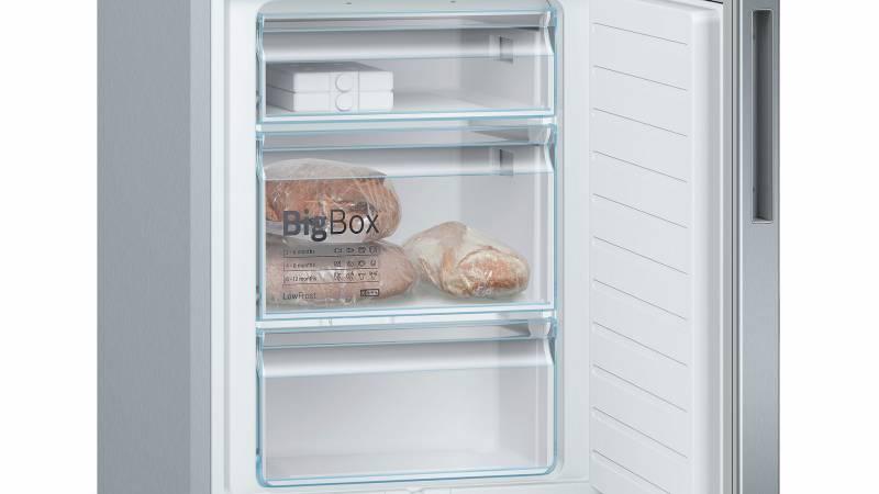 Bosch Kühlschrank Alarm : Bosch kge vl a a lowfrost vitafresh edelstahl optik kühl