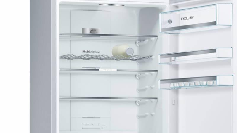 Bosch Kühlschrank Service : Bosch kgn ei p a nofrost türen edelstahl exclusiv