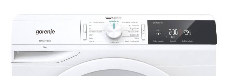 Gorenje De 8b Eek B 8 Kg Display Kondenstrockner Waschen Trocknen