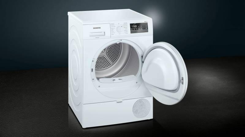 Siemens wt 43 rv 00 a isensoric 7 kg wärmepumpentrockner waschen