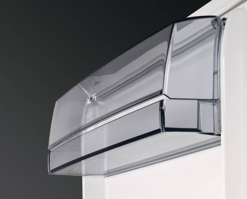 Aeg Kühlschrank Santo Temperatur Einstellen : Aeg santo sce ns a er nische nofrost twintech