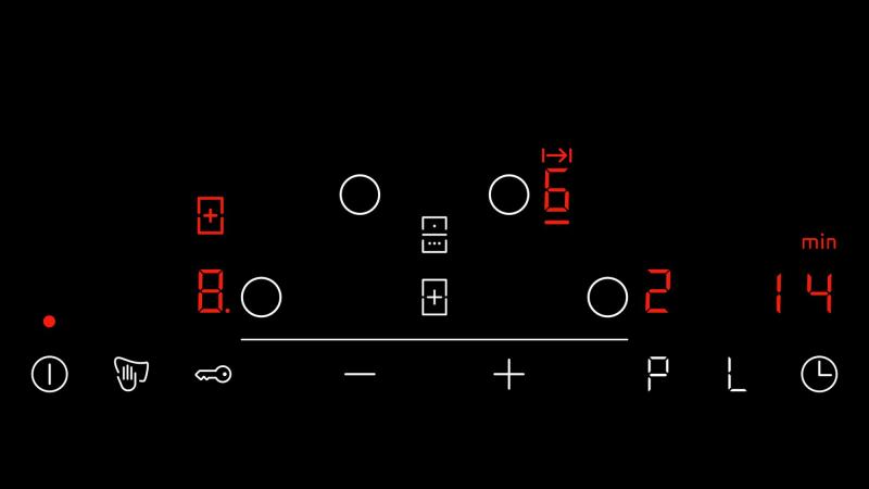 Neff T 48 Bd 13 N2 Autark 80 Cm Induktionskochfeld Touchcontrol