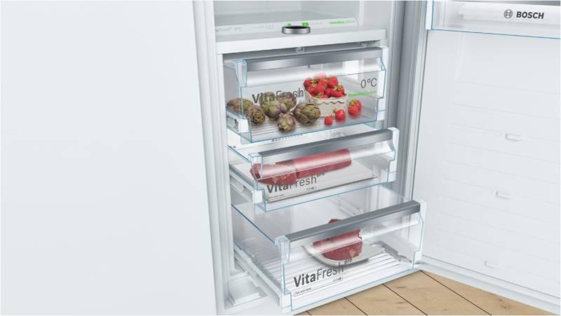 Bosch Kühlschrank Gebraucht : Bosch kif pf einbau kühlschrank a cm flachscharnier