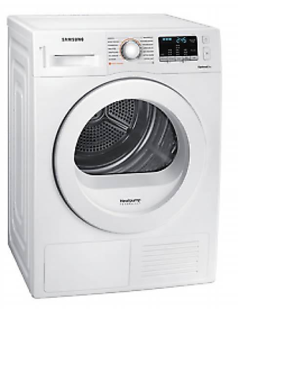 samsung dv 8 fm 5010 kw a 8 kg w rmepumpe waschen. Black Bedroom Furniture Sets. Home Design Ideas