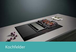Siemens studioLine Kochfelder