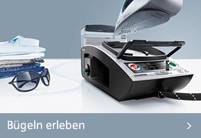 Siemens Bügeln erleben