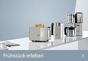 Siemens Frühstück erleben