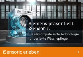 Siemens iSensoric erleben