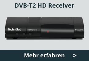 TechniSat DVB-T2 HD Receiver erleben